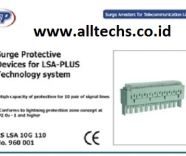 Surge Arrester for Telecomunication Line Applications