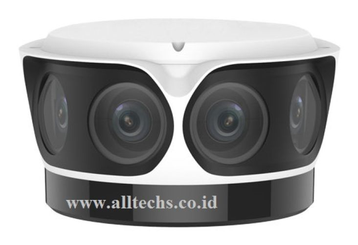 UNV  CCTV UNV IPC8542ER5-DUG 4K Starlight OmniView Network Camera 1 4a
