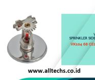 Fire Sprinkler Sidewall 68 C Viking VK104